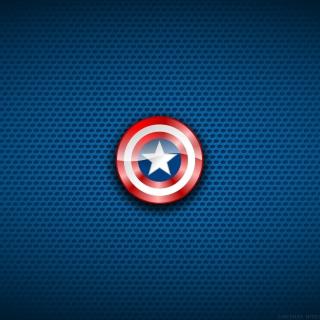 Captain America, Marvel Comics - Obrázkek zdarma pro iPad 3