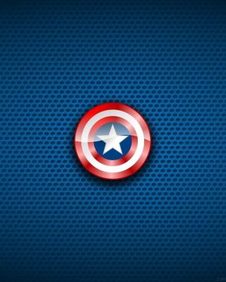 Captain America, Marvel Comics - Obrázkek zdarma pro Nokia C-5 5MP