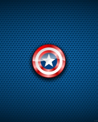 Captain America, Marvel Comics - Obrázkek zdarma pro Nokia Lumia 710