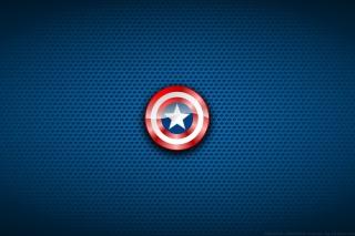 Captain America, Marvel Comics - Obrázkek zdarma pro Nokia Asha 302