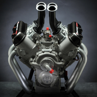 Car Engine - Obrázkek zdarma pro iPad mini