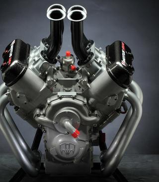 Car Engine - Obrázkek zdarma pro Nokia Asha 203
