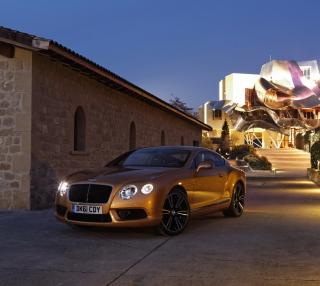 Bentley - Obrázkek zdarma pro 208x208