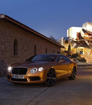 Bentley - Obrázkek zdarma pro Nokia C3-01 Gold Edition