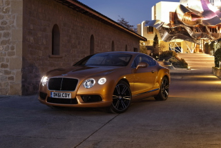 Bentley - Obrázkek zdarma pro Samsung Galaxy Note 2 N7100