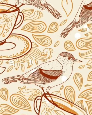 Art Texture - Obrázkek zdarma pro Nokia Asha 306