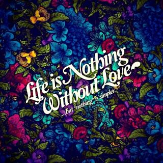 Life Is Nothing - Obrázkek zdarma pro 1024x1024