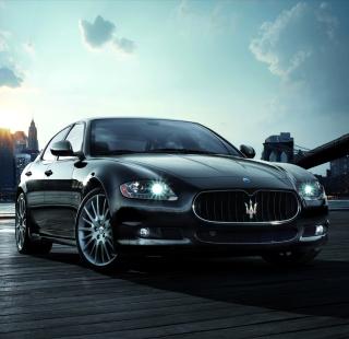 Maserati - Obrázkek zdarma pro iPad