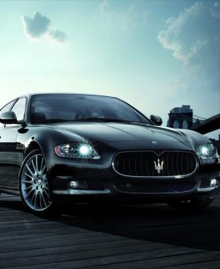 Maserati - Obrázkek zdarma pro iPhone 5S