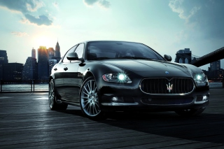 Maserati Picture for Android, iPhone and iPad