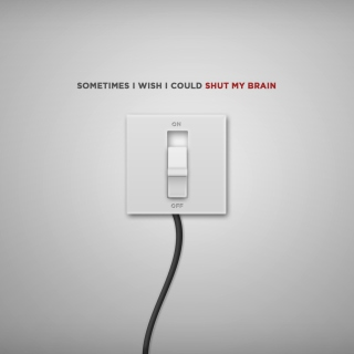 Shut My Brain - Obrázkek zdarma pro iPad mini