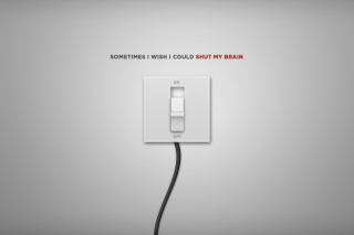 Shut My Brain - Obrázkek zdarma pro Nokia X5-01