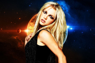 Britney Spears - Obrázkek zdarma pro 1400x1050