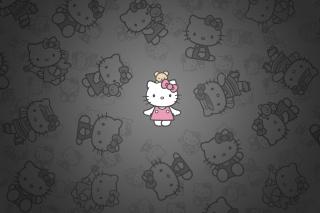 Hello Kitty - Obrázkek zdarma pro 1024x600