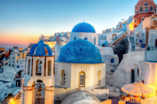 Greece, Santorini Wallpaper for Android, iPhone and iPad