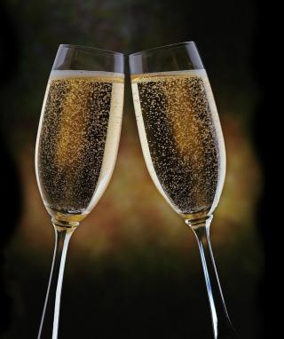 New Years Toast - Obrázkek zdarma pro iPhone 6 Plus