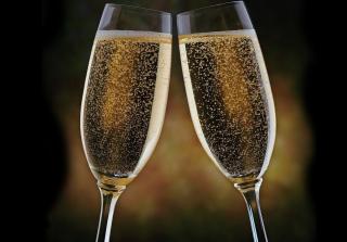 New Years Toast - Obrázkek zdarma pro 640x480