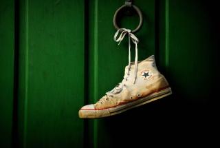 Sneakers - Obrázkek zdarma pro 1400x1050