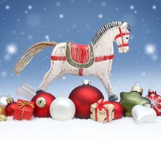 2014 Horse Year - Obrázkek zdarma pro 208x208