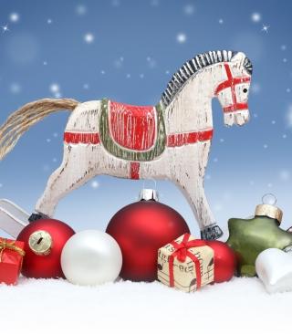 2014 Horse Year - Obrázkek zdarma pro Nokia Asha 305