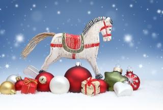 2014 Horse Year - Obrázkek zdarma pro 480x360