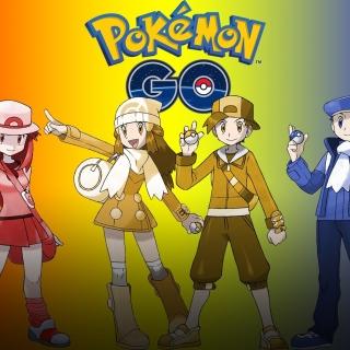 Pokemon Go WP - Obrázkek zdarma pro 1024x1024
