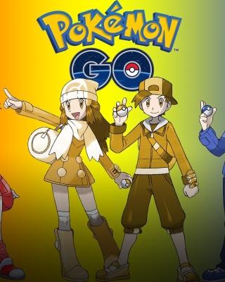 Pokemon Go WP - Obrázkek zdarma pro iPhone 5