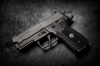 Sig Sauer Sigarms Pistols P229 Wallpaper for Android, iPhone and iPad