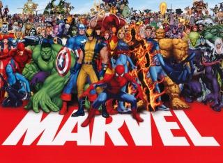 Marvel - Obrázkek zdarma pro Fullscreen Desktop 1600x1200