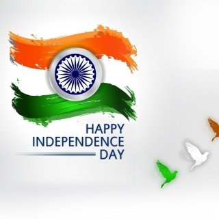 Independence Day India - Obrázkek zdarma pro iPad 2