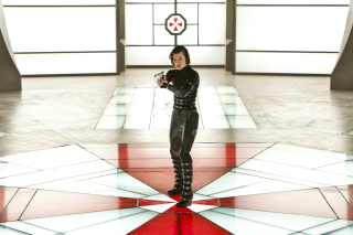 Resident Evil: Retribution - Alice - Obrázkek zdarma pro Widescreen Desktop PC 1920x1080 Full HD