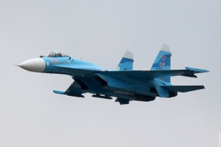Sukhoi Su 27 Flanker Background for Android, iPhone and iPad