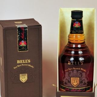 Bells Scotch Blended Whisky - Obrázkek zdarma pro 320x320