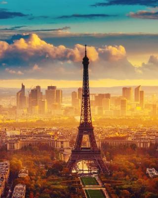 Paris Skyscrapers in La Defense - Obrázkek zdarma pro 640x960