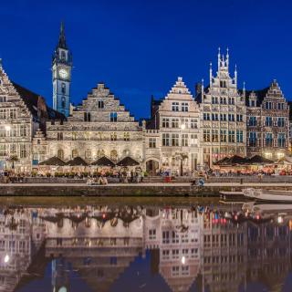 Ghent - Obrázkek zdarma pro 2048x2048