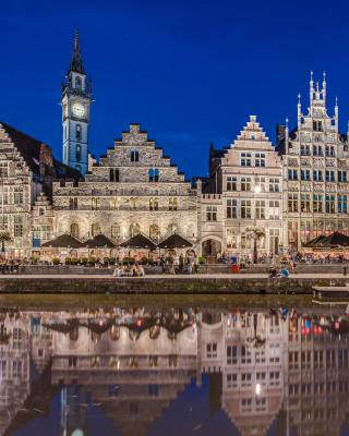 Ghent - Obrázkek zdarma pro iPhone 5