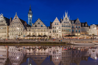 Ghent Picture for Android, iPhone and iPad