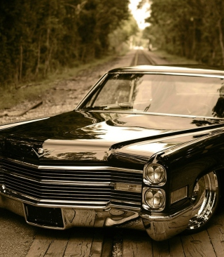 Cadillac - Obrázkek zdarma pro 240x400