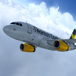 Thomas Cook Airlines - Obrázkek zdarma pro iPad mini 2