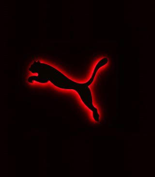 Puma Logo - Obrázkek zdarma pro 768x1280