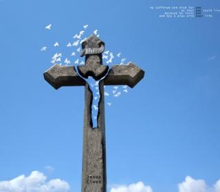 Real Easter - Obrázkek zdarma pro iPad