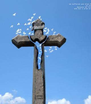 Real Easter - Obrázkek zdarma pro Nokia X2-02
