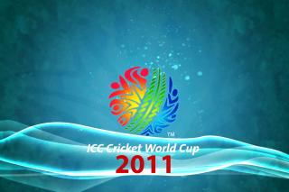 Cricket World Cup 2011 - Obrázkek zdarma pro 1600x1200