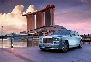 Картинка Rolls Royce для Android