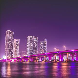 Miami Florida - Obrázkek zdarma pro iPad mini