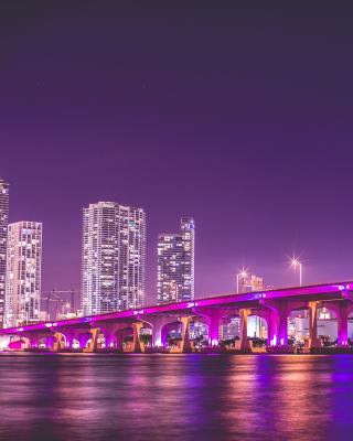 Miami Florida - Obrázkek zdarma pro Nokia Asha 300