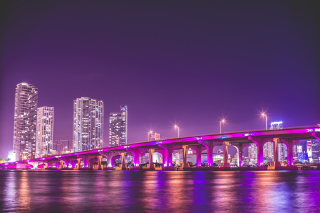 Miami Florida Wallpaper for Android, iPhone and iPad
