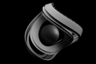 Black & White Ball - Obrázkek zdarma pro LG P970 Optimus