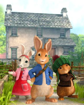 Peter Rabbit - Obrázkek zdarma pro 360x400