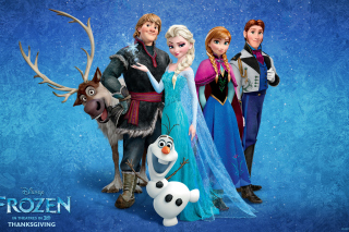 Frozen - Walt Disney Animation Picture for Android, iPhone and iPad